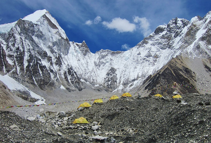 Everest Base Camp Hiking Nepal