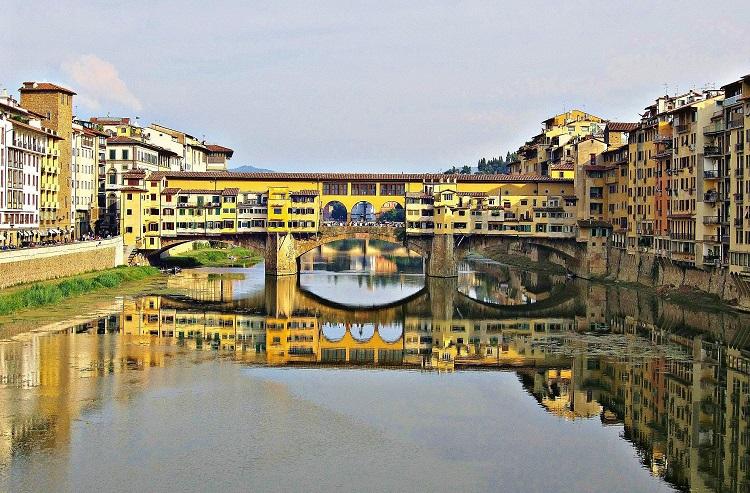 5 fun history facts about Ponte Vecchio Bridge Florence