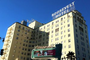 Roosevelt Hotel Hollywood