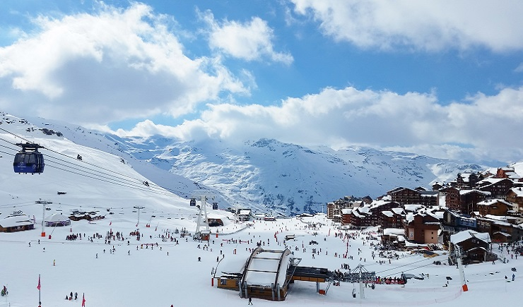 Val Thorens Ski Resorts France