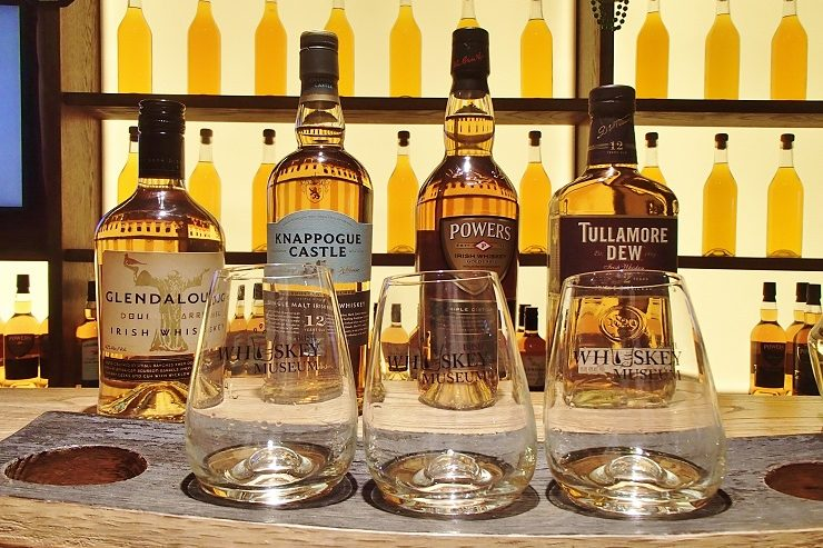 What to do in Dublin whiskey tasting History