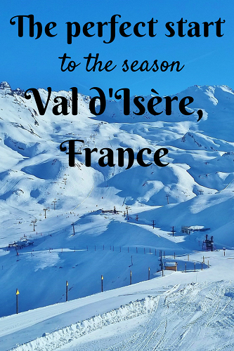 Pinterest, The perfect start to the season, Val d'Isere, France