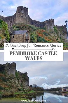 Pembroke Castle Wales History UK
