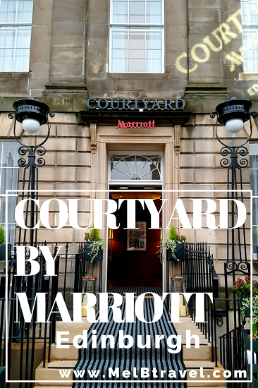 Pinterest, Courtyard by Marriott, Edinburgh