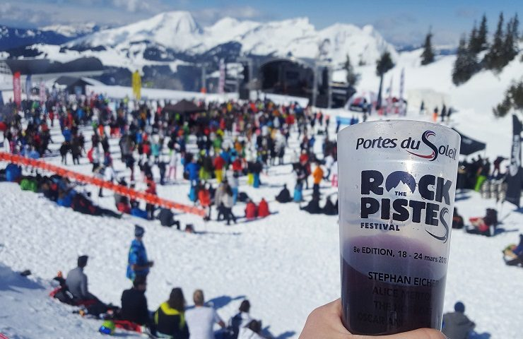 Rock the Pistes Lets Gets PDS Skiing France