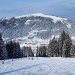 Skiing Les Gets ski resort France PDS