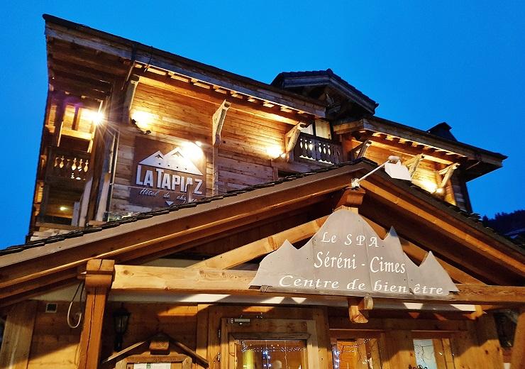 Spa Les Gets Ski Resort France PDS