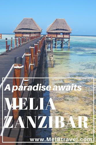 Pinterest, A paradise awaits, Melia Zanzibar