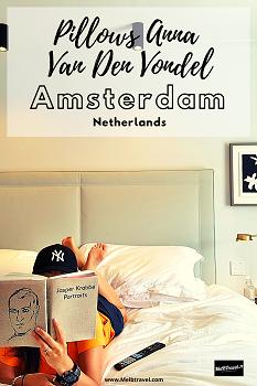 Hotels Amsterdam Pinterest