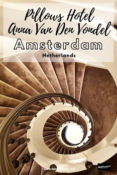 Amsterdam Hotels Netherlands Euroope Pinterest