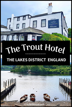 The Trout Hotel Lakes District Cumbria England