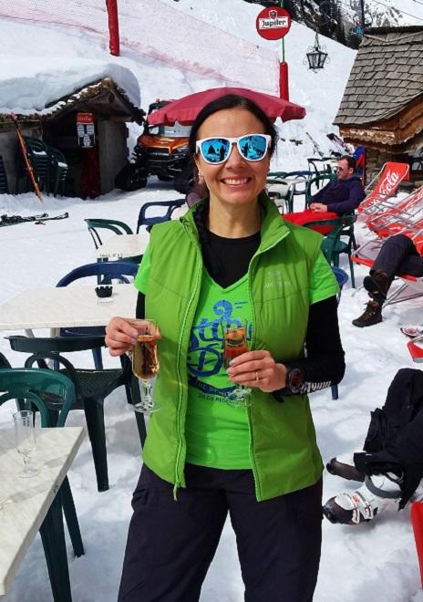 Melbtravel enjoying apres ski