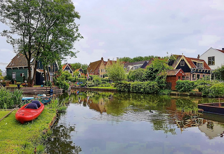 Edam Netherlands, A village Preserved in time - MelbTravel