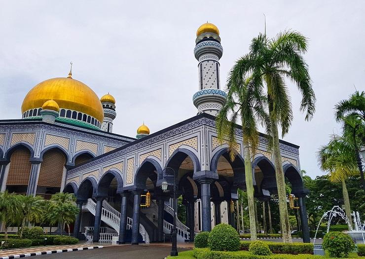 Jame asr Hassani Bolkiah Mosque