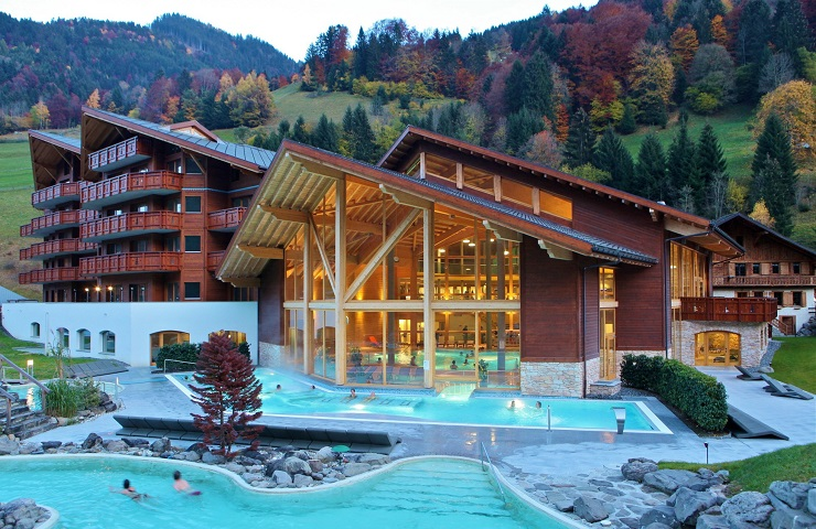 spa morgins - what to do in switzerland in summer