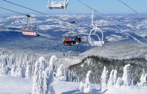 Skiing Jahorina Ski Resort Sarajevo