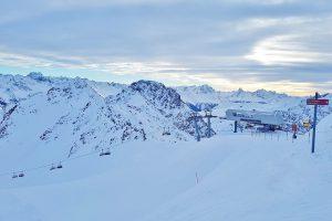Davos Ski Resort Switzeralnd Skiing