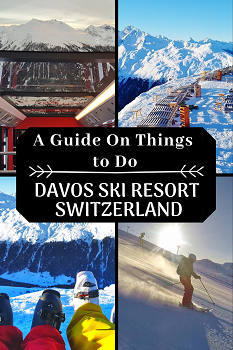 Davos Ski Resort Switzerland Pinterest Skiing