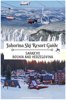 Jahorina Ski Resort Bosnia Skiing Pinterest
