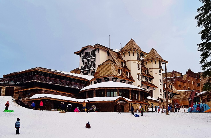 Termag Hotel Jahorina, a gem in Eastern Europe ski resort