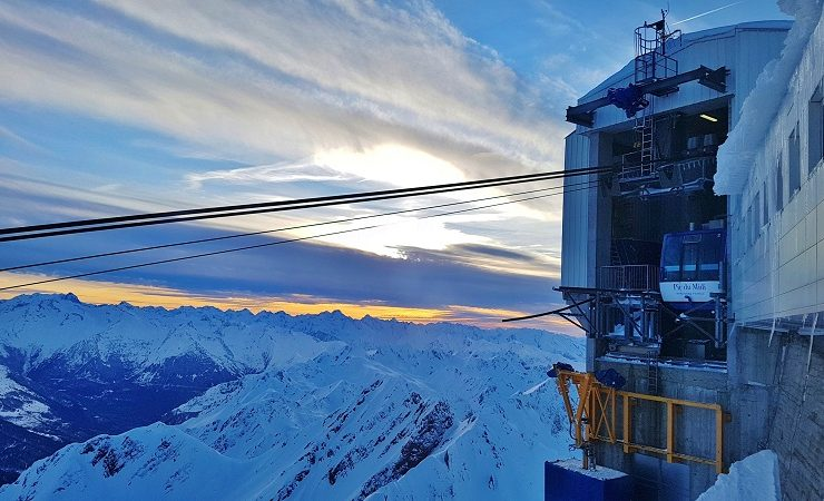 An evening on Pic du Midi – French Pyrenees