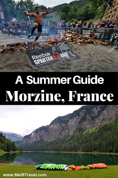 What to do Summer Morzine Pin