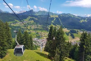 Things to do Summer Les Gets France Portes du Soleil