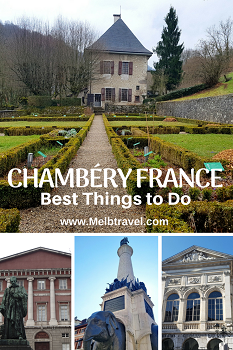 What to do in Chambery France