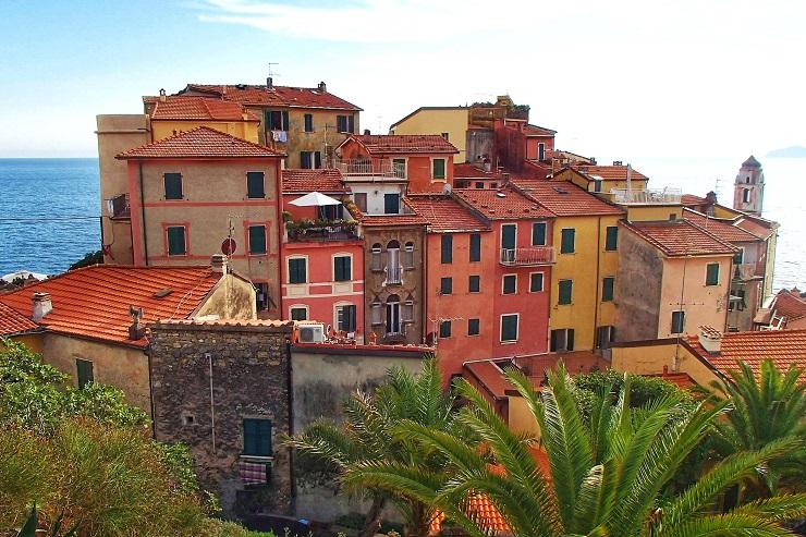 An Italian Secret - Tellaro Italy