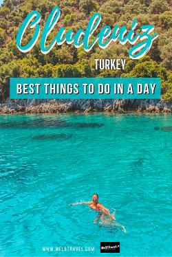 Best Things to do Oludeniz Turkey
