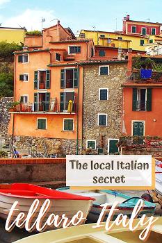 Tellaro Italy Europe