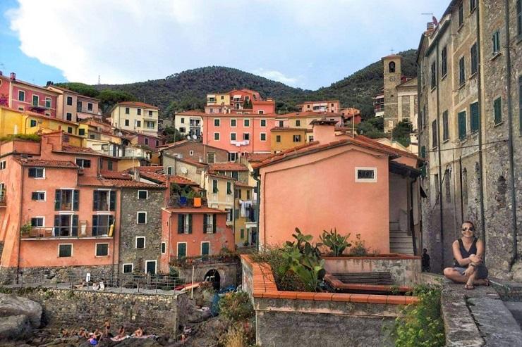 Tellaro Italy a Italian Hidden Germ