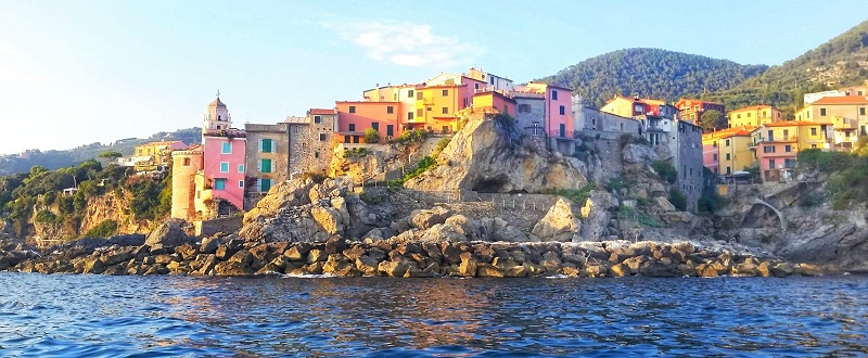 Things to do in Tellaro Italy