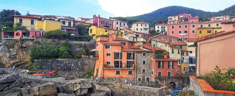 What to do in Tellaro Italy. An Italian secret