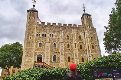Things to do at The White Tower inside Tower of London england uk Top things to do