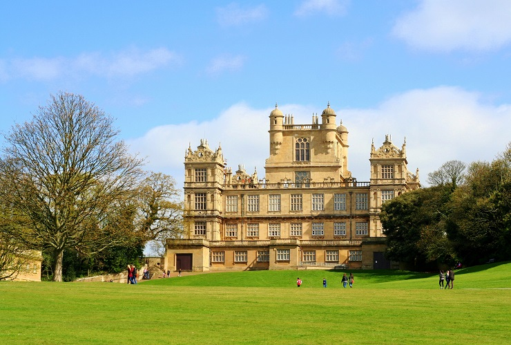 Wollaton Park and Wollaton Hall