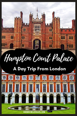 Day trip from London Hampton Court Palace History