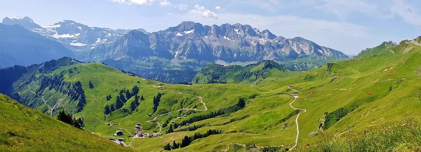 Champery Ski Resort Switzerland Portes du Soleli