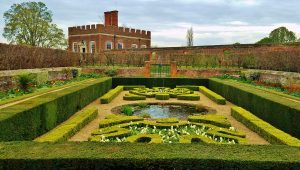 The Pod Gardens Hampton Court Palace England Days Out England History