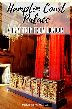 What to do at Hampton Court Palace England