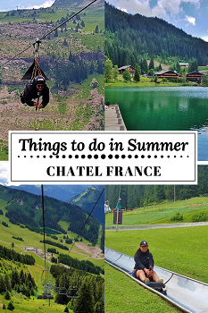 Pinterest Chatel Summer Guide France