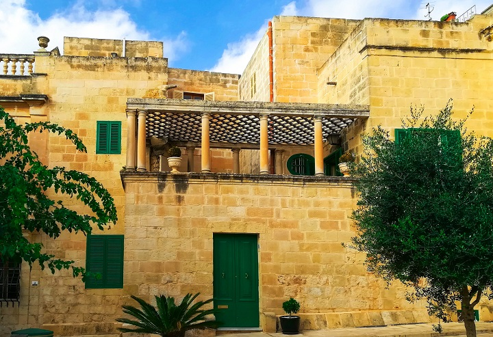 Inside the Mdina Malta