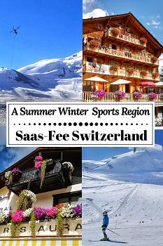 Saas-Fee Switzerland