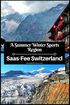 Saas Fee Switzerland