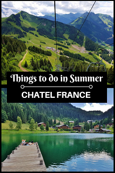 Summer Guide Chate France