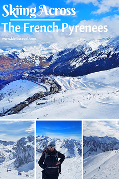 French Pyrenees Skiing