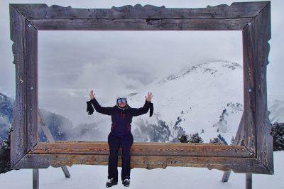 Skiing in Trentino Dolomiti Italy Melbtravel