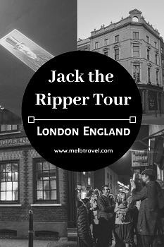 Jack the Ripper Tour London England