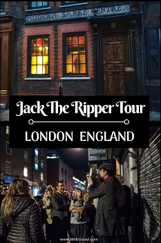 interest Jack the Ripper London