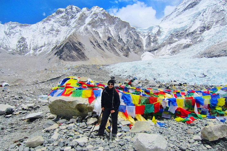 Everest Base Camp Hiking